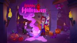 Хэллоуин ивент