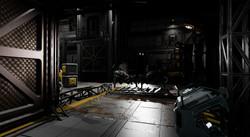 Опасный мрак коридоров...