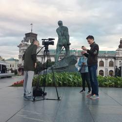 Репортаж о нас на ТВ