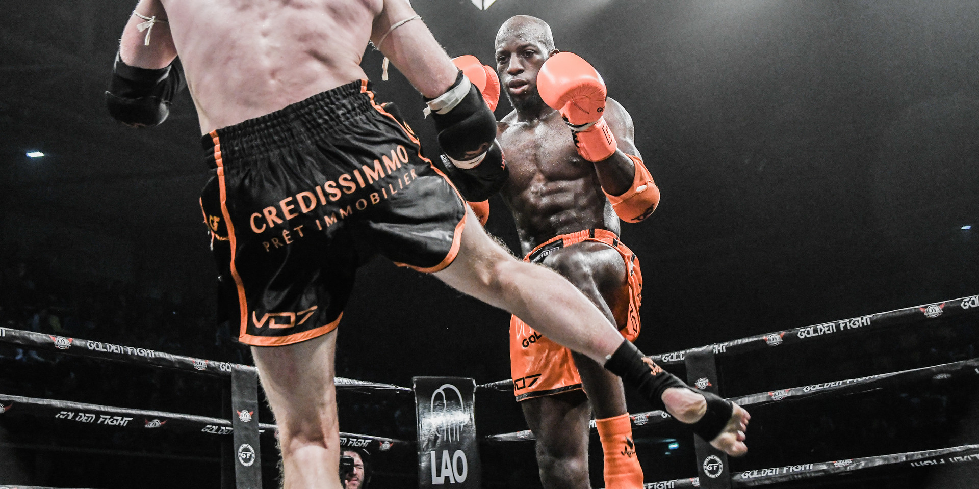 Kevin Renahy vs Mohamed Souane