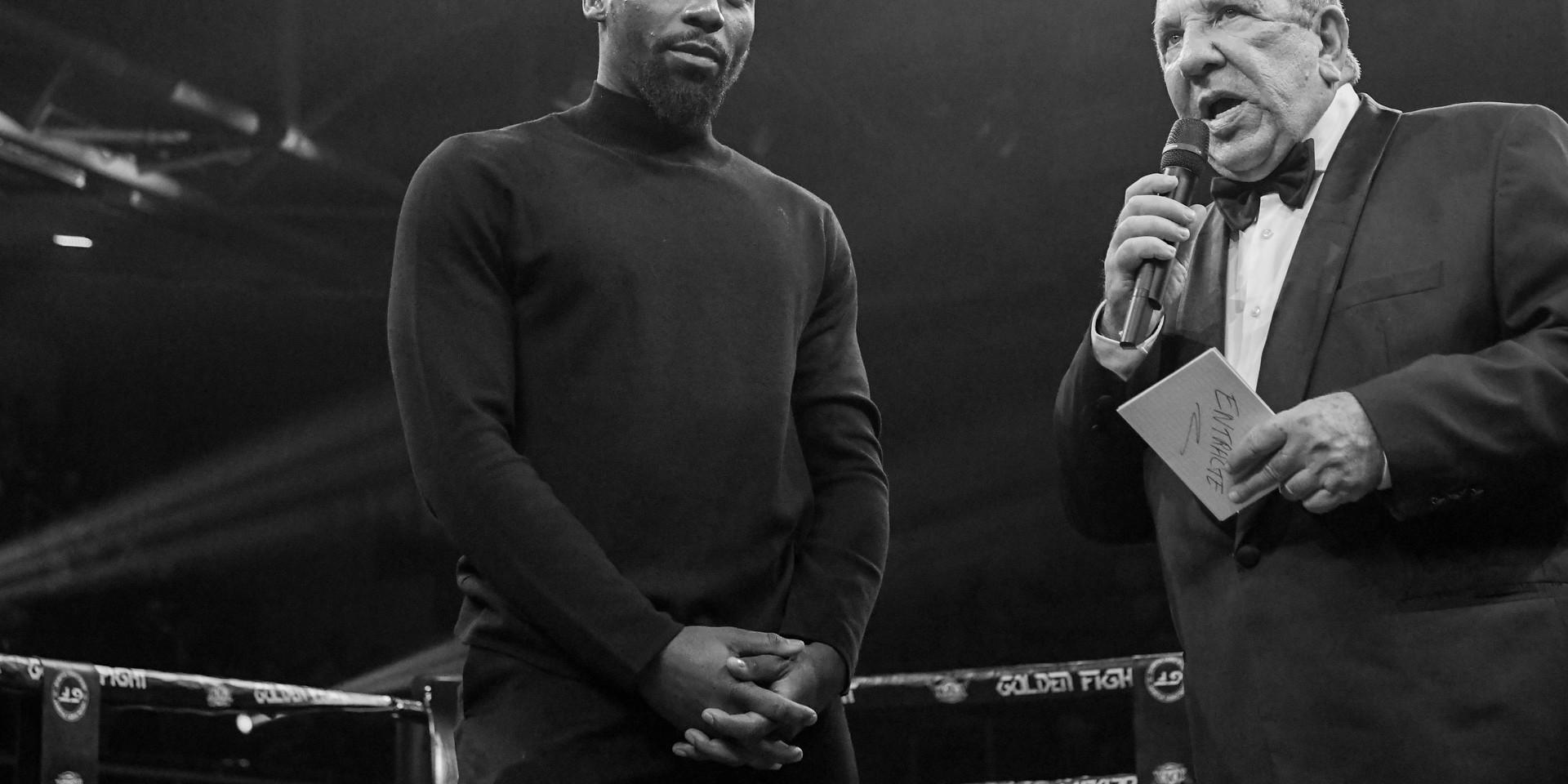 Cedric Doumbe & Daniel Allouche