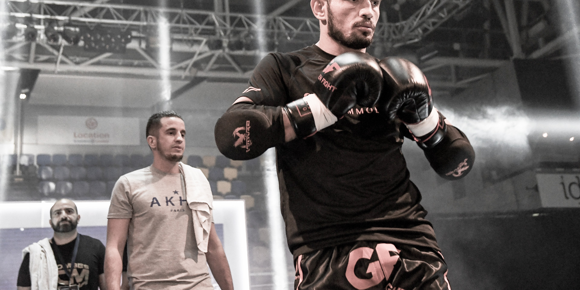 Aïmen Al Radhi vs Yetkin Ozkul