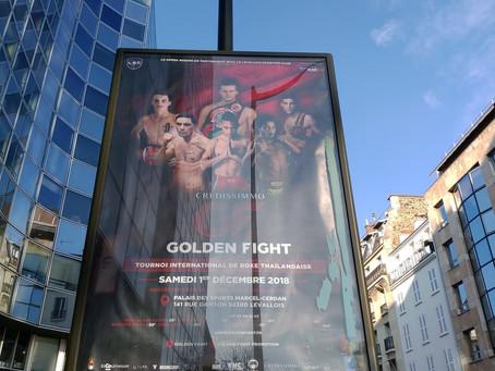 Credissimmo Golden Fight en Grand...