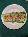 Light & Easy Lettuce Wrap