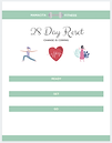 In person training and 28 Day Reset are back on July 1, 2021