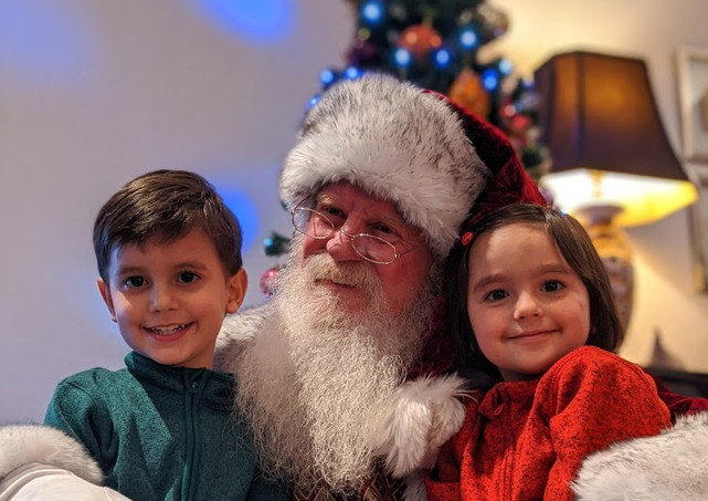 Christmas at Beyond Alphabets