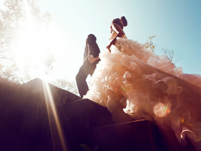 拍攝婚紗相前的準備及注意事項
