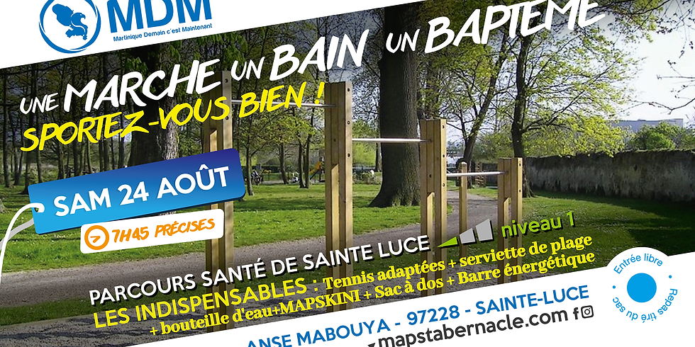 UNE MARCHE UN BAIN UN BAPTÊME #6