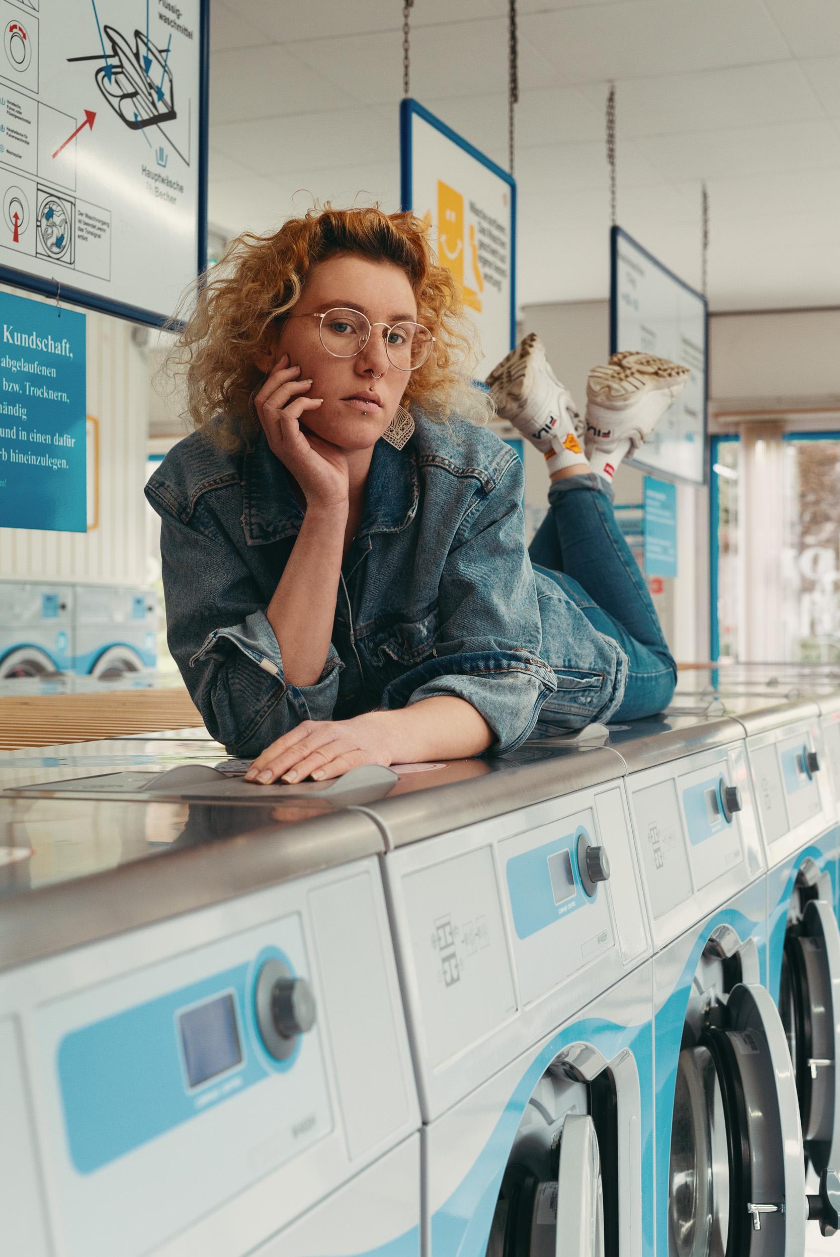 Laundry is on Dana | Jill Abanico Fotografie - Ruhrgebiet - Mülheim an der Ruhr