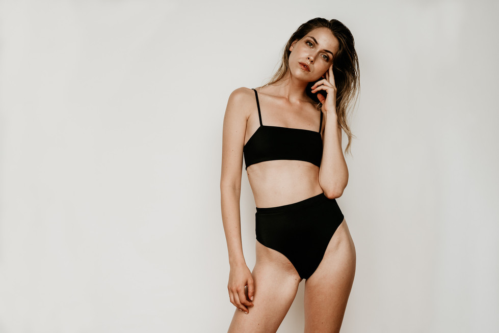 Fashion E-Commerce Infinity Eco Swim Wear