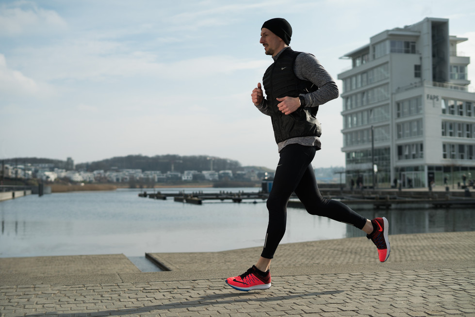 Running Sportwear Commercial - Freeing