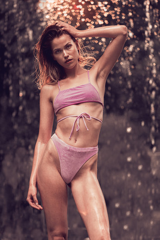 Swim Wear Editorial Photography by Jill Abanico