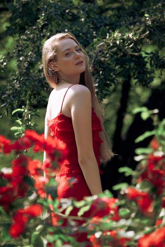 Model Sedcard Anastasia Hnatenko Fotografie Jill Abanico