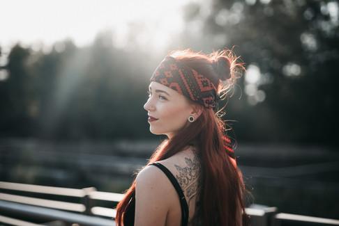 Portraitfotografie Jill Abanico,  Bochum, Ruhrgebiet, Deutschland