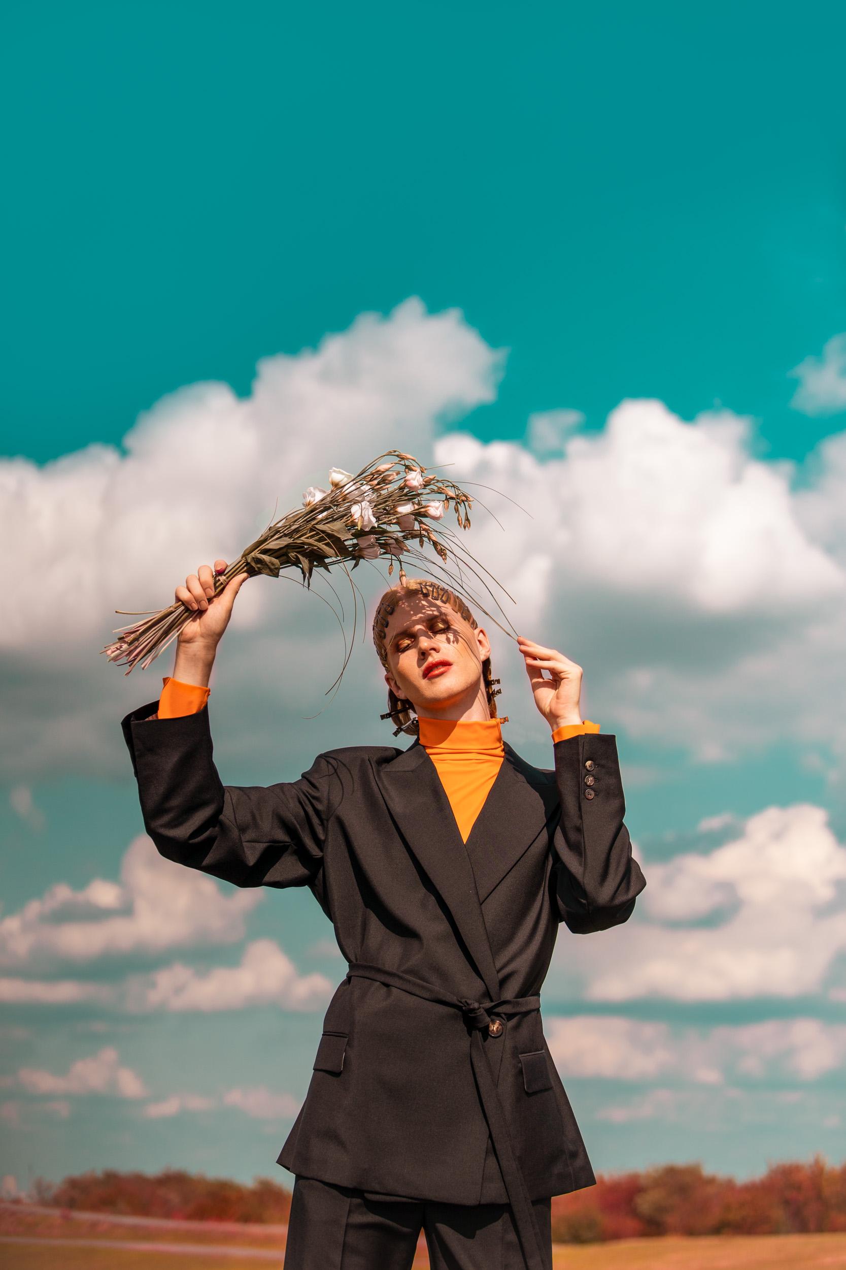 Veit Alex Gender Swap | Fashion Fotografie - Ruhrgebiet - Jill Abanico