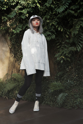 Fashion Lookbook Kicki Yang Zhang