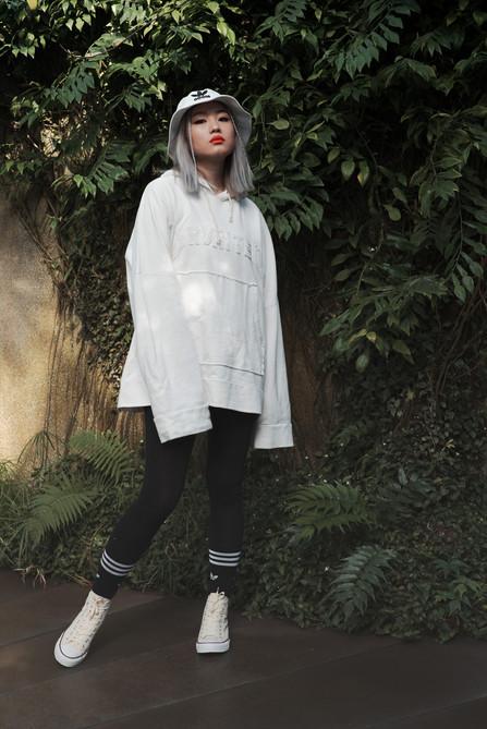 Fashion Lookbook mit Kicki Yang Zhang in Essen