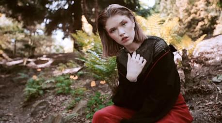 Fashion Lookbook in cooperation with Dana Flügel