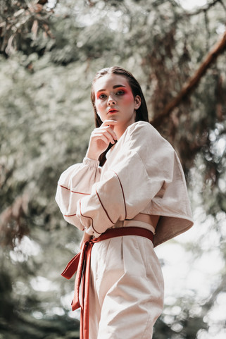 Fashion Lookbook Photography by Jill Abanico