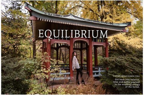 Equilibrium Vintage Fashion Editorial