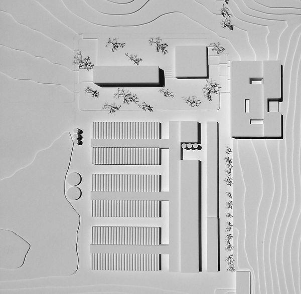 Concours pour la création d'un bâtiment de restaurationet conférence pour un agroscope