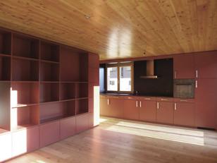 Transformation d'un appartement