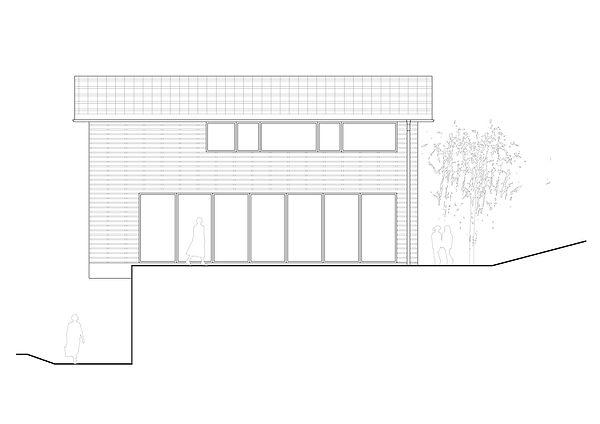 Architecture projet d'une maison familiale Nendaz