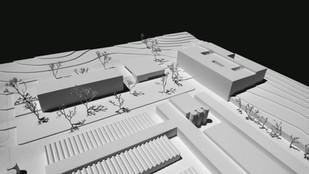 Construction d'un bâtiment de restaurationet conférence