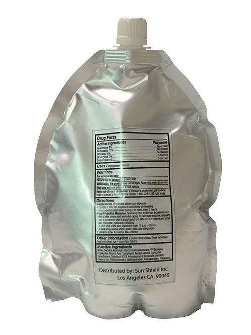 Sunscreen Refills