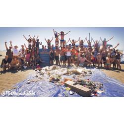 Nov. 8 Xanadu Life: Coastal Clean Up