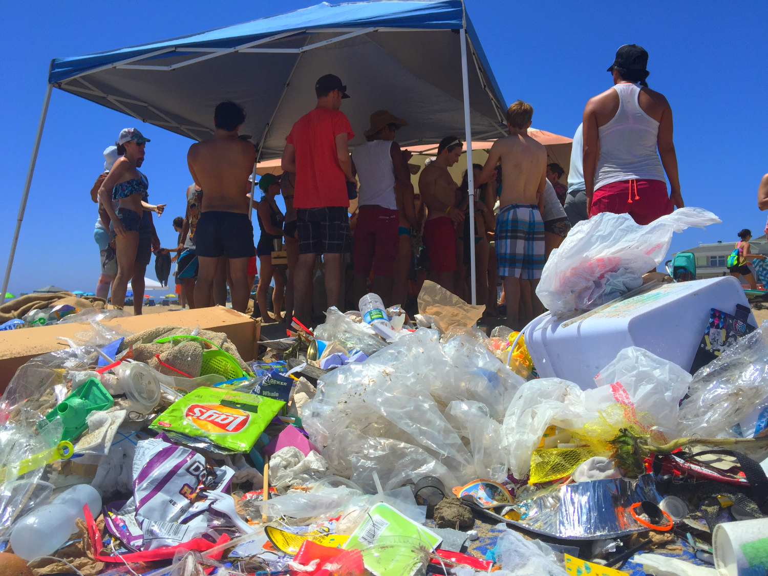01.03.2016 - Xanadu Beach Clean Up