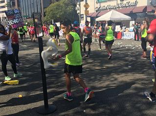 LA Marathon & CBFreeLA
