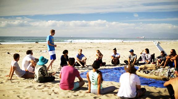 Xanadu Beach Cleanup: Hermosa Beach