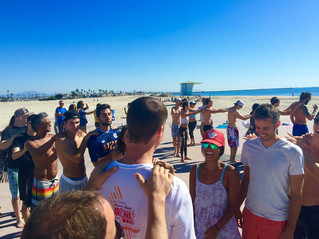 Xanadu Beach Cleanup: Long Beach