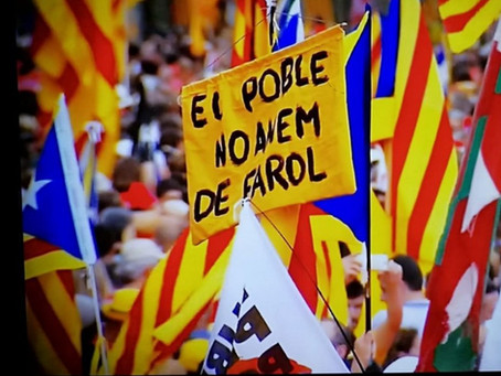 Enterrat el procés, fem la independència!