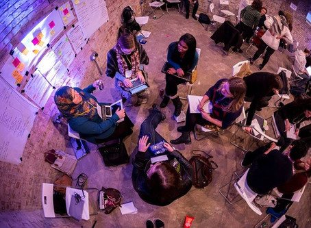 techVSabuse workshop | London
