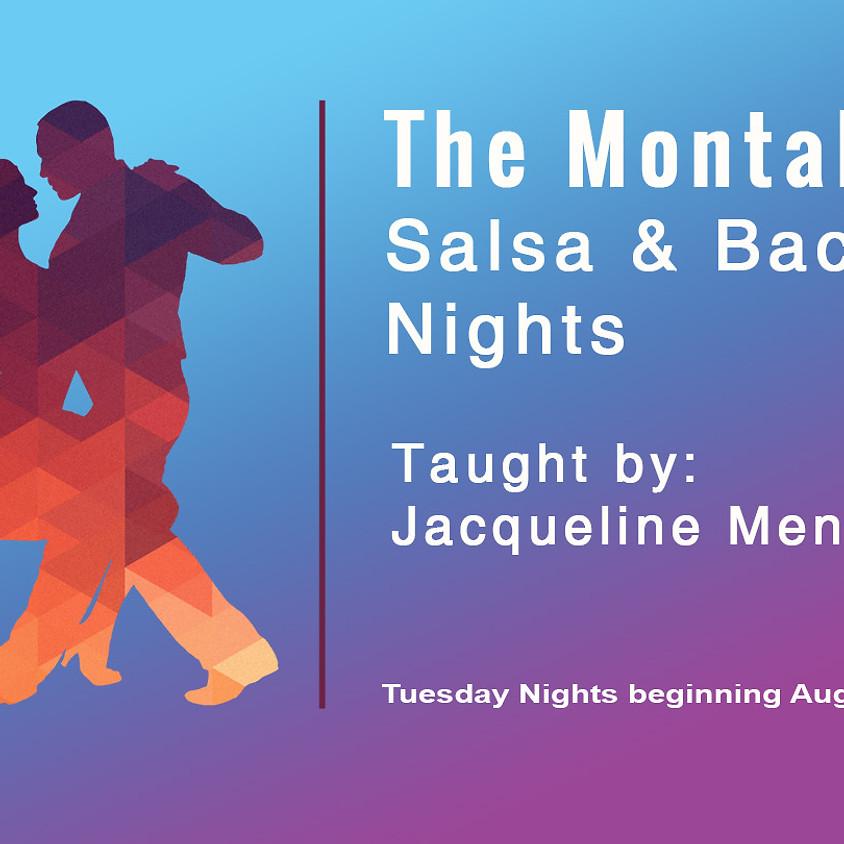 SALSA & BACHATA CLASSES With Jacqueline Mendoza