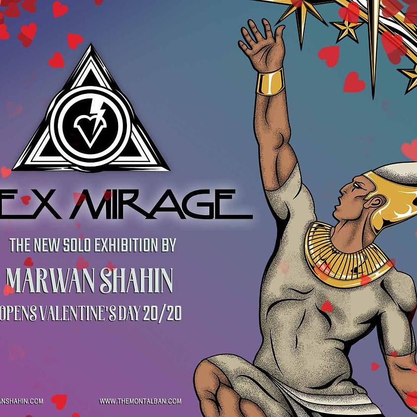 Marwan Shahin - Art Show Opening
