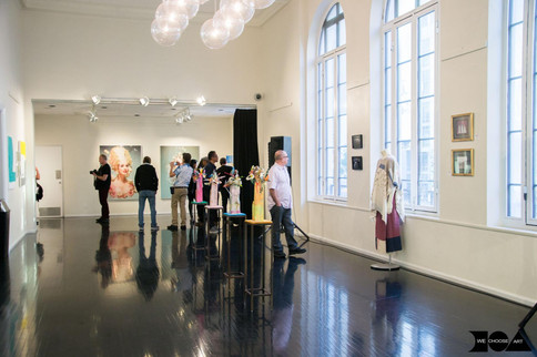 Mezz Gallery at The Montalbán