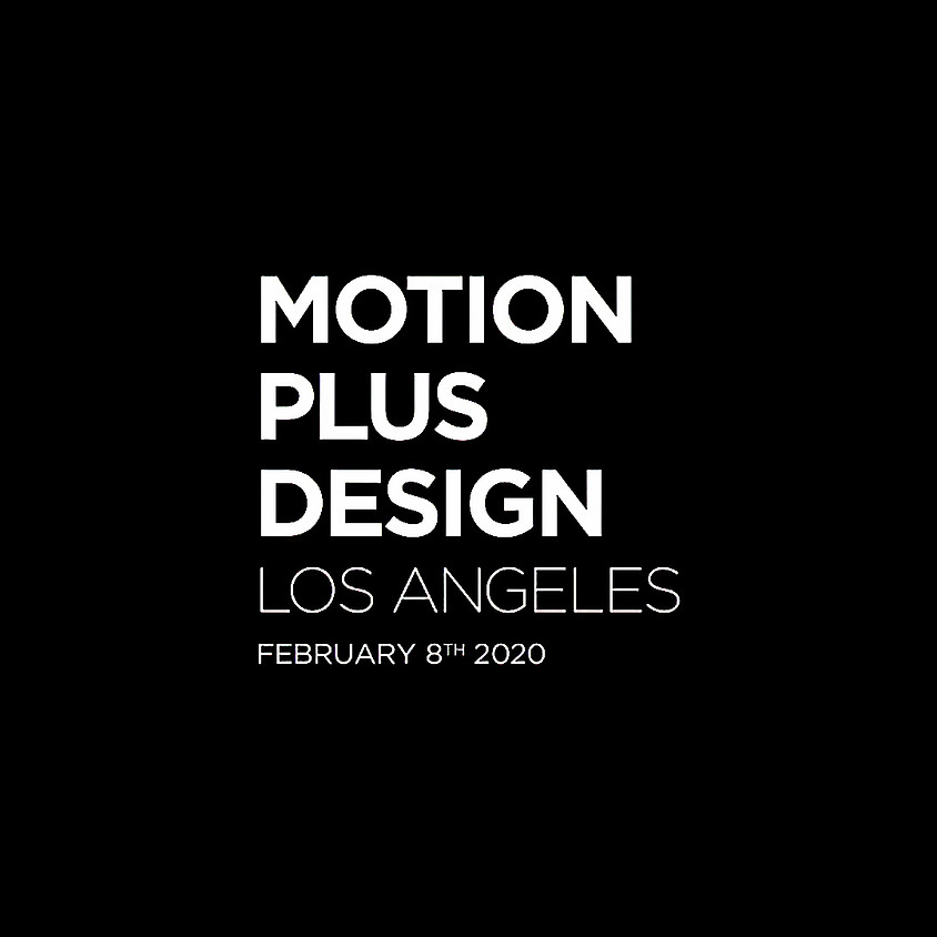 Motion Plus Design 2020