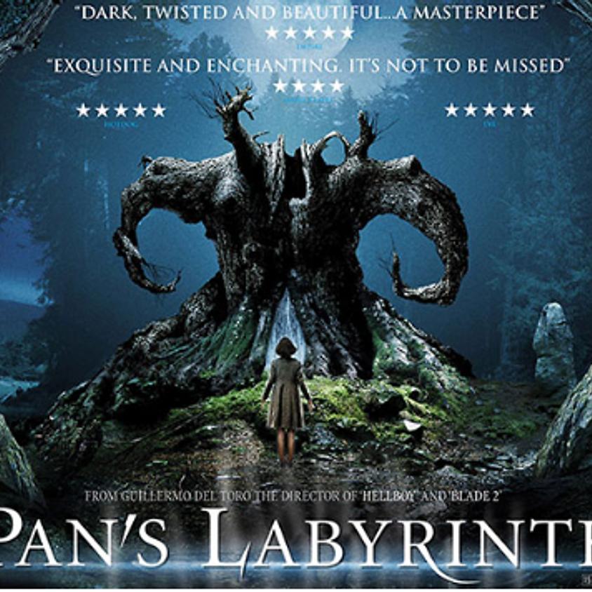 Hola Mexico Film Fest Presents:  PAN'S LABYRINTH (2006)