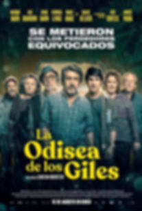 ARGENTINA_la_odisea_de_los_giles_poster.