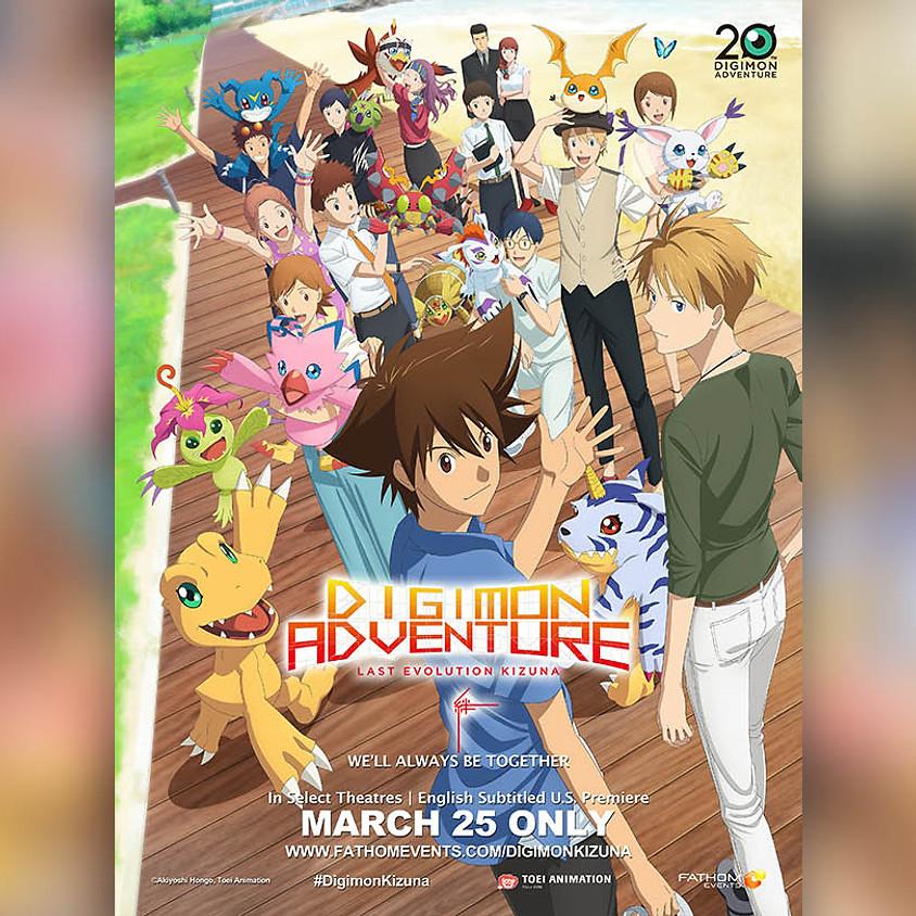 Digimon Adventure: Last Evolution Of Kizuna