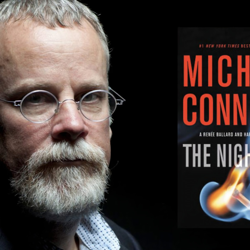 Los Angeles Times Book Club presents: Michael Connelly