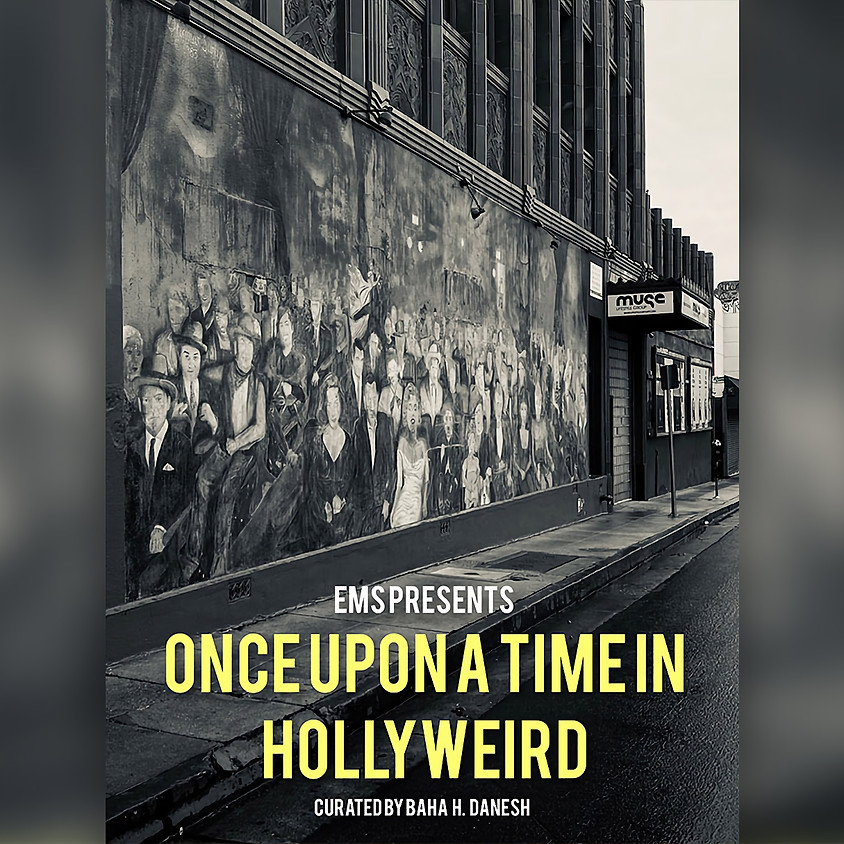 Once Upon In Hollyweird