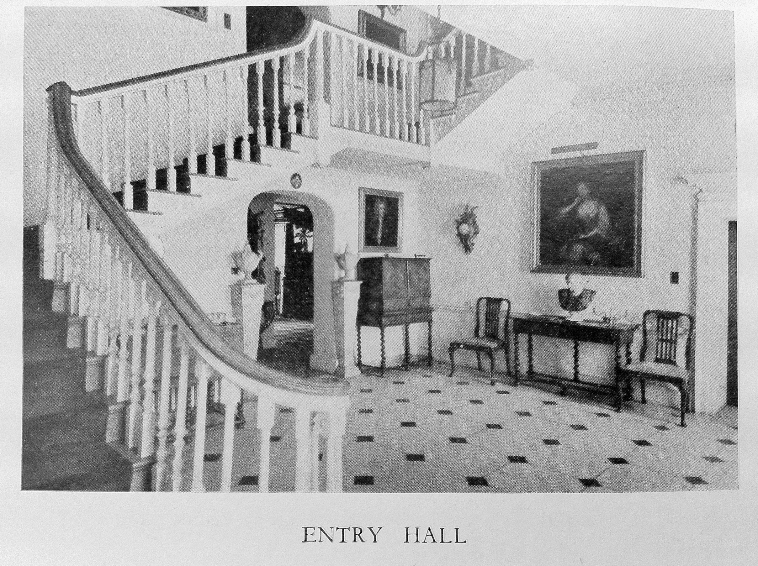 Entry Hall Photo