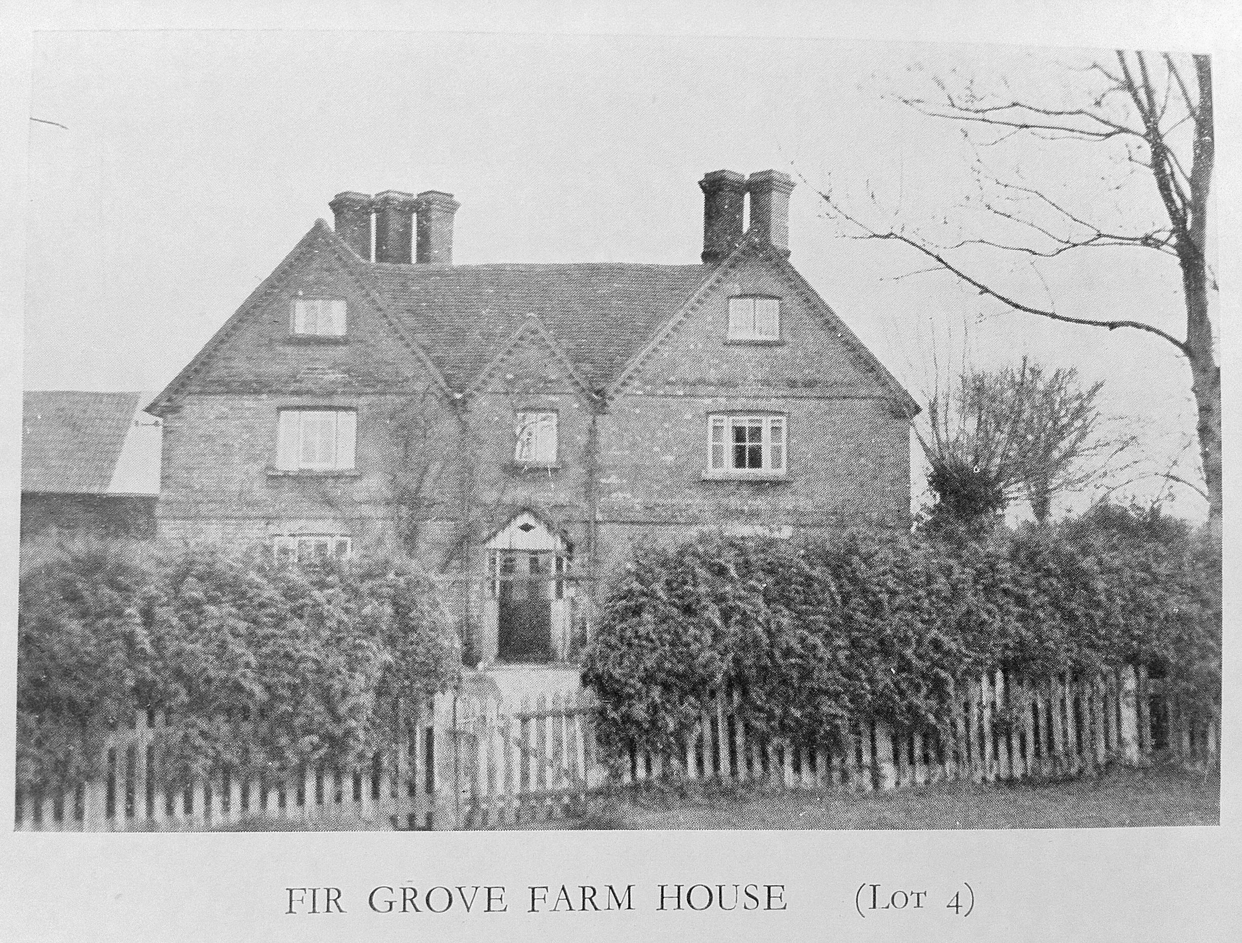 Fir Grove Farm House lot 4 photo