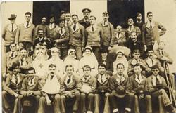 Firgrove Military Hospital in 1917