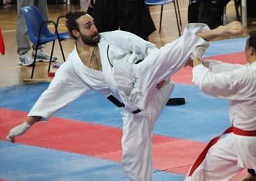Giovanni Guidetti responsabile corsi di karate Calypso