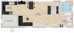 Pool House Floor Plan3